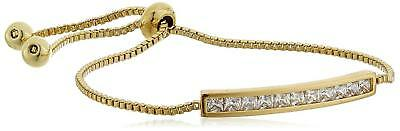CZ by Kenneth Jay Lane Basic Cubic Zirconia Bracelet