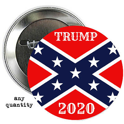 Trump 2020 PINBACK BUTTONS or MAGNETS or MIRRORS re-elect donald rebel #1809