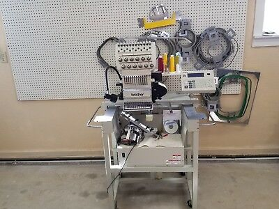 Brother Commercial Embroidery Machine BE1201-AC