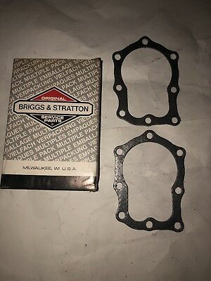 Lot Of 2 New OEM 272200 Briggs & Stratton Cylinder Head Gasket NOS