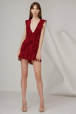 7eb5599bfcd1 KEEPSAKE LOVERS HOLIDAY Playsuit Romper -  156.00