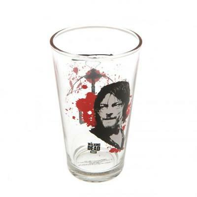 The Walking Dead Large Glass Daryl (football club souvenirs memorabilia)