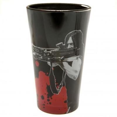 The Walking Dead Premium Large Glass (football club souvenirs memorabilia)