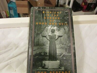 JOHN BERENDT  (MIDNIGHT IN THE GARDEN OF GOOD AND EVIL-1994 1st Edition