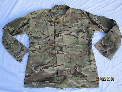 Jacket Combat Warm Weather, MTP, Multi Terrain Pattern, IRT, Size 180/96,