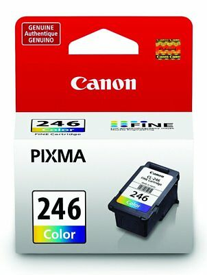 Canon 8281B001 CL-246 180 Page Yield Color Ink Cartridge
