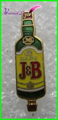 Pin's Alcool Bouteille J&B RARE Whisky   #96