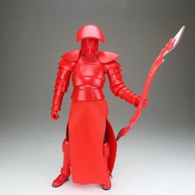 "Star Wars Black Series Elite Praetorian Guard Dual Blades 6"" Loose Action Figure"