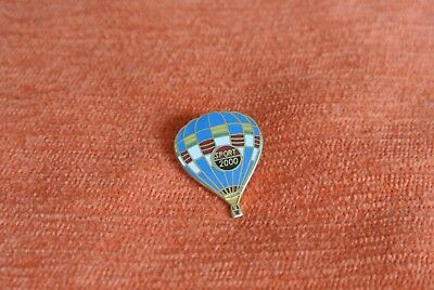 19289 Pins Pin's Magasin Sport 2000 Mongolfiere Balloon