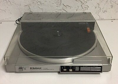 Panasonic National SL-N15 Linear Computer Control Turntable Record Player