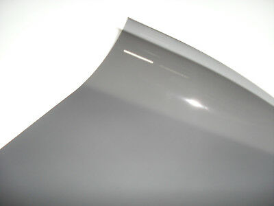 210 ND 0.6 Heat Proof DIMMING Transparent Acetate Sheet Crafts Lighting GEL GREY