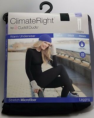 Climate Right Stretch Microfiber Legging Mild (multiple sizes)