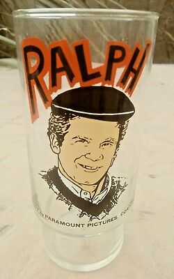 Mint From 1977 Dr Pepper The Ralph Happy Days Glass