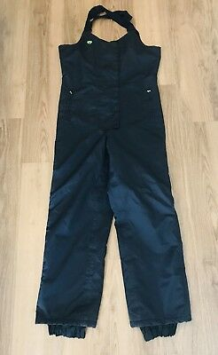 Arctic Cat Womens Mountain Pants Bib Snow Pant Black Size Large Tall
