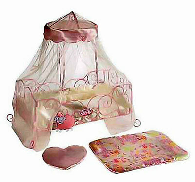 Baby Annabell Metal Doll Bed