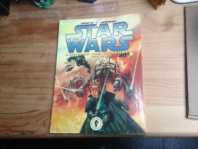 BD Star wars - empire des tenebres IV - Veitch Kennedy