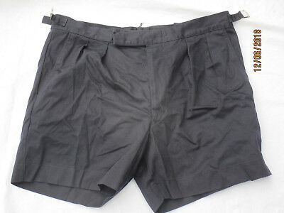 Shorts Men's Blue Working RN, Dark Blue Navy Shorts, Navy, size 190/92/108 #7