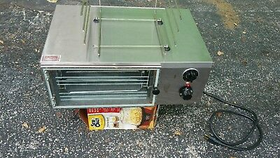 Wisco 616 Stainless Steel Commercial Counter Top Cookie  Oven