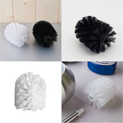 Replacement Stainless Steel WC Bathroom Cleaning Toilet Brush Head Holders Best