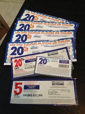 7 Bed Bath and Beyond Coupons