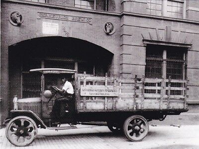 """*Postcard-""""Old Beer Truck"""" -1920's-  ...Classic- -(B486)"""
