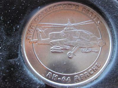 Academy Model Aeronautics AMA Set of 7 Military Challenge Coins Display