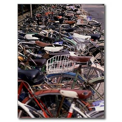 """*Postcard-""""Bicycle/Cycle...Bicycling Cycling"""" @  Venice, Italy (XT63)"""
