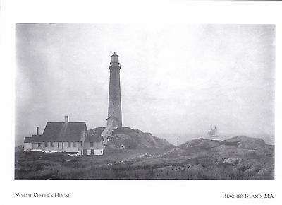 Image result for c1910 Thacher's Island Postcard