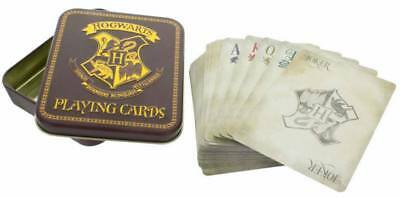 Jeu de cartes à jouer Harry potter cartes à jouer hogwarts playing card deck