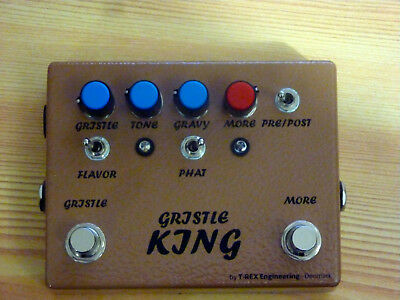 T-Rex Gristle King Overdrive Distortion