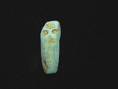 Pre-Columbian Pendant Carving, Central America, Authentic