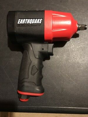"Earthquake 3/8"" Composite Air Impact Wrench EQ38C Brand NEW in Box"