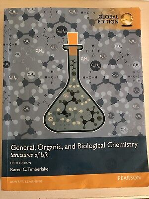 general organic and biological chemistry structures of life 5th edition