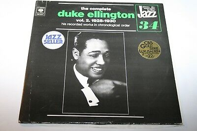 Duke Ellington - The Complete Duke Ellington Vol. 2 1928-1930 - 2 LP CBS FOC