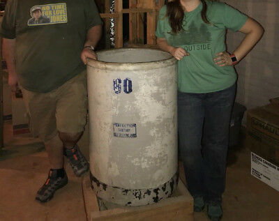 Incredible Red Wing Self-Draining 60 Gallon Crock local pickup only