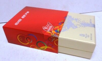 2008 Coca-Cola Beijing Olympics Pin - Given To Customer Executives Only-MIB