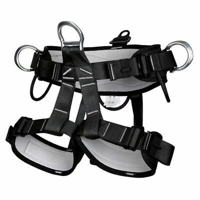 CAMNA Pro Tree Carving Fall Protection Rock Climbing Gear Rappelling Harness