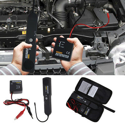 Automotive Short Open Finder Cable Wire Circuit Tracker Repair Tester Tool New