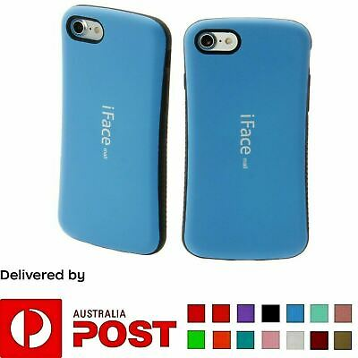 iPhone Matte iFace Heavy Duty Bumper Shockproof Hard Case for 5 6 6+ 7 7+ 8  8+