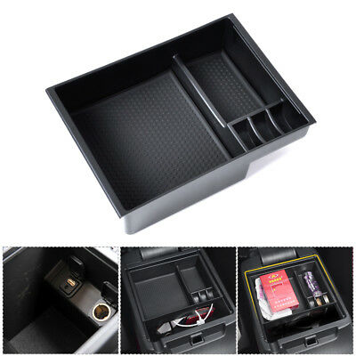 Console Armrest Storage Box Container Bin Tray For Mazda 6 Atenza 2013 2014 2015