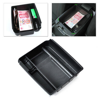 Lhd Console Armrest Storage Box Tray Container For 2012 2013 2014 Kia Sportage