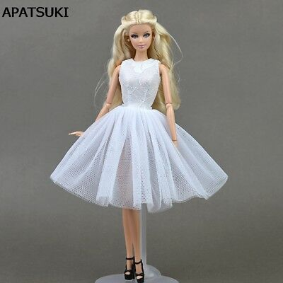 "Doll Accessories Costume Ballet Dress Lace Skirt Dress Clothes For 11.5"" Doll"