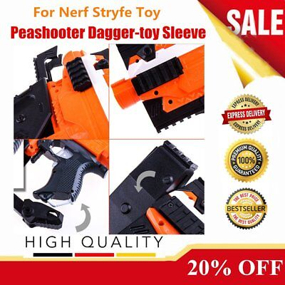 Worker Kriss Vector Style Kit Picatinny Combo 4 Items for Nerf Stryfe Dress Up S