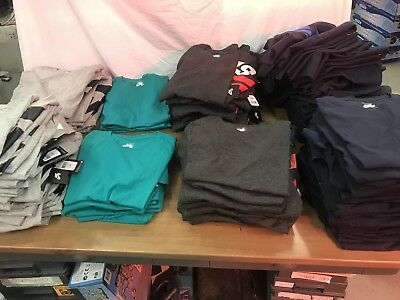 Large Joblot Of Boys Nike SB T Shirts. New