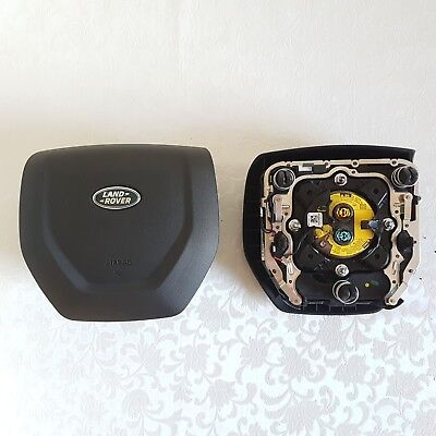 Original Driver Airbag Usa Land Rover Discovery Sport Hse Steering Wheel 2014-