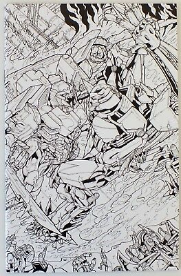 Transformers - Alliance - Issue # 2 - Retailer Incentive Cover - NM/VF (239)