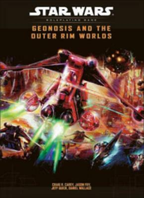 WOTC Star Wars d20 Geonosis and the Outer Rim Worlds HC NM