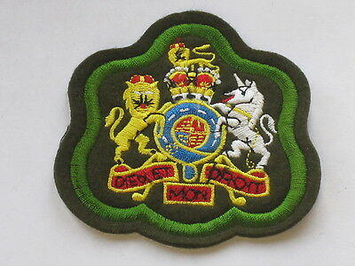 WARRANT OFFICER 1, Regimental Sergeant Major, Green Edge, Radc , Intelligence