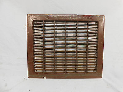 Antique Craftsman Style Heating Vent / Grate - Circa 1915 Architectural Salvage