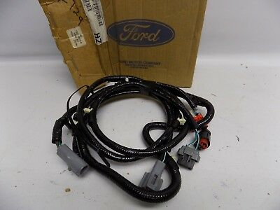 new oem 1995 & up ford medium heavy truck a/c clutch feed coil wiring